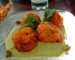 recette boulettes carottes bio