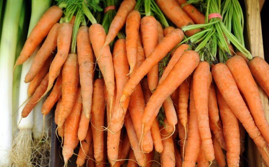 ma recette carottes