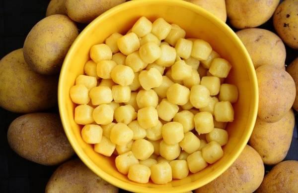 comment faire des gnocchis de pomme de terre pour son bébé